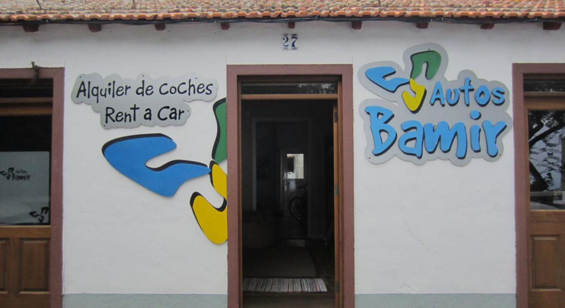 Autos Bamir oficina Valverde